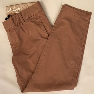 J Crew Broken In Scout Chino City Fit Size 2